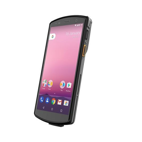 Терминал сбора данных Urovo DT50D RFID Android 9.0/2D Imager/BT/Wi-Fi/GSM/LTE/GPS/GUN/NFC/RAM 2GB/ROM 16GB/5.7