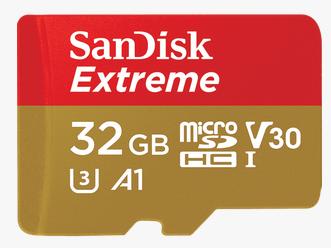 SanDisk SDSQXAF-032G-GN6AA