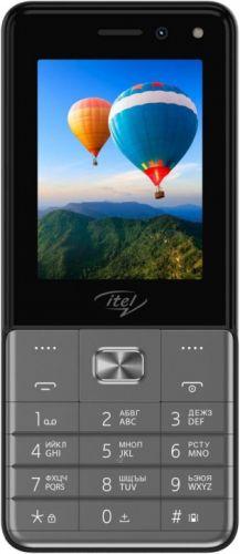 Мобильный телефон ITEL IT5250 dark grey мобильный телефон alcatel 2003d dark grey