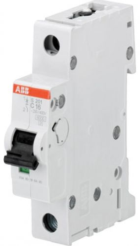 Автоматический выключатель ABB 2CDS271001R0044 S201M 1P 4А (С) 10kA