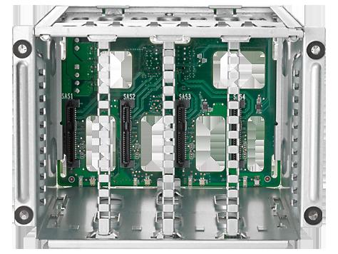HPE DL380 Gen9 8SFF Cage Bay2/Bkpln Kit (768857-B21)