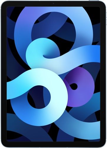Планшет 10.9 Apple iPad Air Wi-Fi + Cellular 64GB MYH02RU/A sky blue планшет apple ipad air 10 9 2020 wi fi 64gb rose gold myfp2ru a