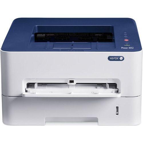 Фото - Принтер монохромный лазерный Xerox Phaser 3052NI A4, 26 стр./мин, сетевой/Wi-Fi принтер монохромный лазерный lexmark ms331dn 29s0010
