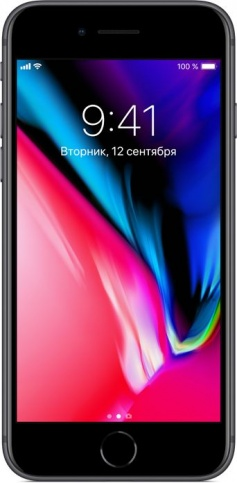 iPhone 8 64GB Смартфон Apple iPhone 8 64GB MQ6G2RU/A