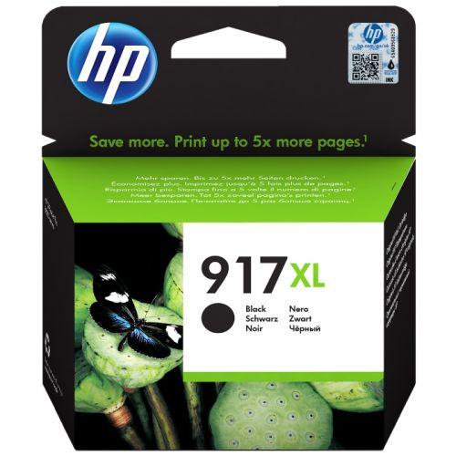 Картридж HP 917 3YL85AE черный (1500стр.) для HP OfficeJet 802x