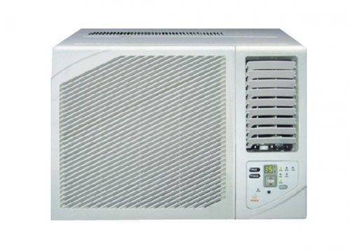 Кондиционер оконный General Climate GCW-18HR 5.3/5.3 кВт, холод/тепло, ИК пульт