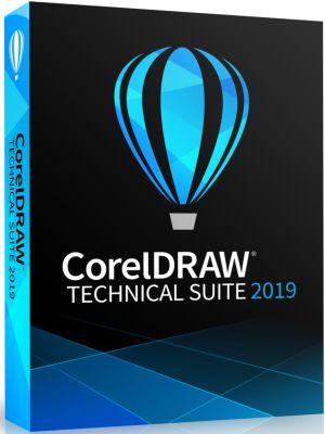 Corel CorelDRAW Technical Suite 2019 Classroom Lic 15+1
