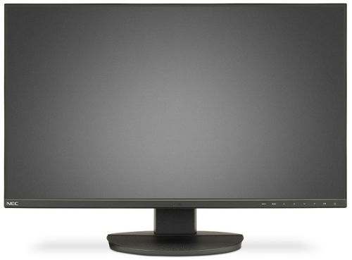 Монитор 27 NEC MultiSync EA271F 1920x1080, 6 мс, 250 кд/м2, 1000:1, 178°/178°, IPS, DVI-D (HDCP), HDMI, DisplayPort, VGA, USB 3.0, HAS, Pivot, black телевизор led 48 nec multisync v484 черный 1920x1080 60 гц vga hdmi 1 x dvi d line in rs 232c usb displayport 07an1gbn