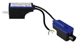 Помпа Siccom Eco Flowatch DE05LCC190 дренажная проточная, 13л/ч, 10м