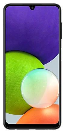 Смартфон Samsung Galaxy A22 128GB SM-A225FZKGSER black