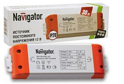 Драйвер светодиодный Navigator 18076