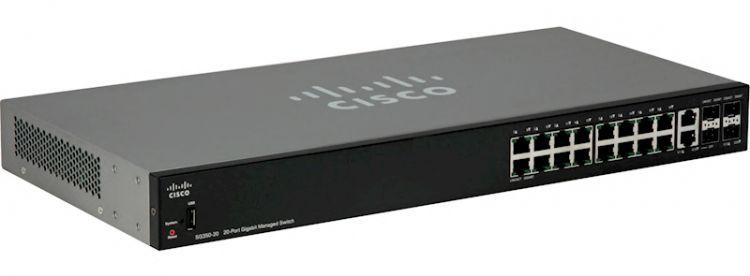 Cisco SB SG350-20-K9-EU