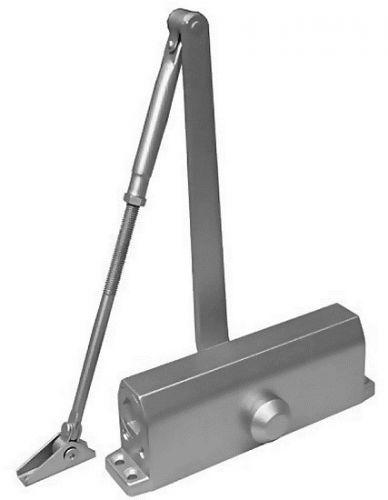 Доводчик Smartec ST-DC001-SL (серебро) для дверей весом до 20 кг, двухскоростной