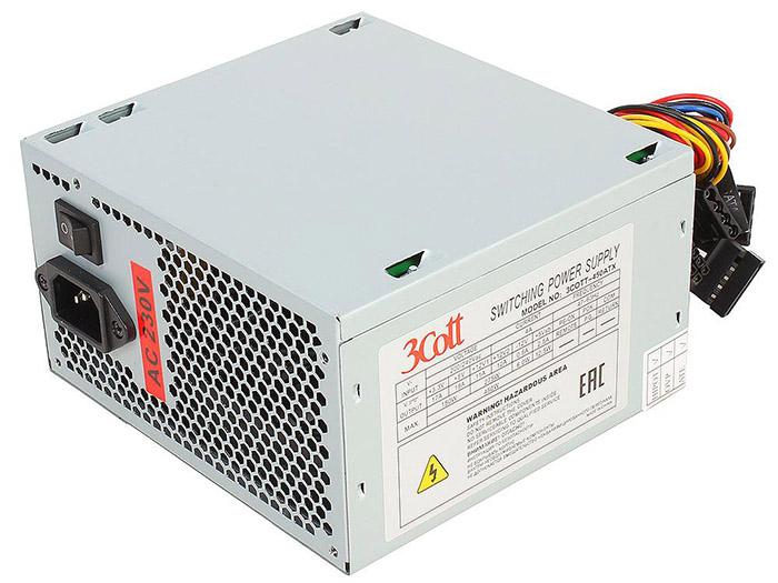 3Cott 450ATX 450W