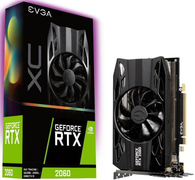 EVGA GeForce RTX 2060