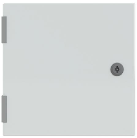 Корпус ABB SRN4420K шкафа с монт. платой 400x400x200