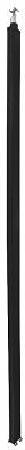 Колонна Legrand 653115 универсальная алюминиевая с крышкой из алюминия 1 секция, высота 4,02 метра, с возможностью увеличения высоты до 5,3 метра, цве