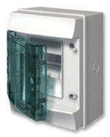 Бокс ABB 1SL1200A00 Mistral65 навесной 4М прозрачная дверь (без клемм)