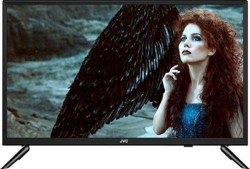 Телевизор JVC LT-24M585 черный, SmartTV (Android), HD, DVB-C/DVB-T/DVB-T2/слот CI/PCMCIA, 200 Кд/м²/3000:1, 160*150, телетекст, 3 HDMI/2 USB/выход для