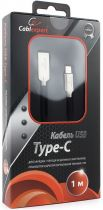 Cablexpert CC-P-USBC02Bk-1M