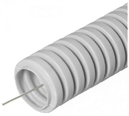 Труба гофрированная Ecoplast 20150 ПНД легкая, с зондом диам. 50 мм