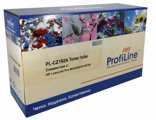 Картридж ProfiLine PL-CZ192A (№93A) для принтеров HP LJ Pro M435/M701/M706 12000 копий ProfiLine