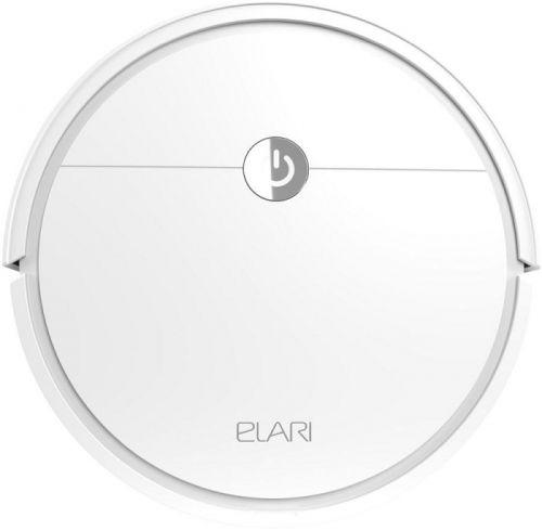 Робот-пылесос Elari SmartBot Lite 4627183710227 белый