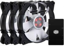 Cooler Master MasterFan Pro 120 Air Flow RGB 3 in 1