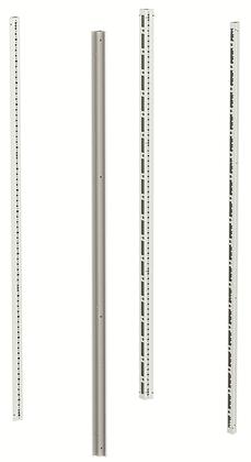 Стойки DKC R5KMN20 вертикальные, для шкафа RAM BLOCK CQE 2000 (компл 4 шт.), RAL7035,