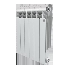 Радиатор отопления алюминиевый Royal Thermo Indigo 500 - 6 секций