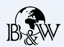 B&W (Black&White) KPR-201-870