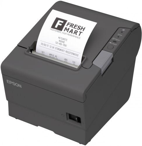 Фото - Принтер Epson TM-T88V (041) C31CA85041 USB+Serial, w/o PS, EDG принтер epson tm c3500 012cd c31cd54012cd