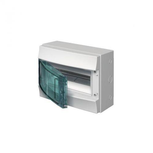 Бокс ABB 1SLM006501A1201 Mistral65 навесной 8М прозрачная дверь (с клемм)