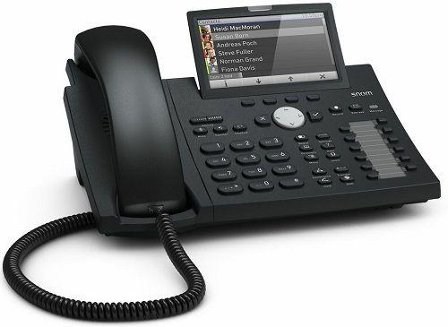 Телефон SIP Snom D375