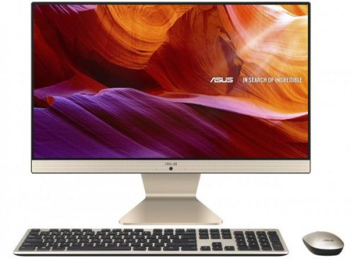 Моноблок 21,5'' ASUS Vivo V222FAK-BA079D 90PT02G1-M04250 i5-10210U/8GB/256GB SSD/FHD/noDVD/Intel HD/Cam/BT/WiFi/black/Linux