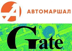 Gate Автомаршал.Gate-30-1-RU