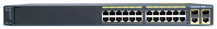 Cisco WS-C2960R+24TC-L