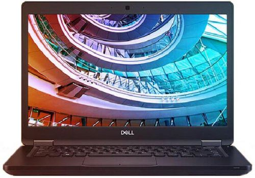 "Ноутбук Dell Latitude 5491 i5 8400H, 256SSDGb+1000GB/n oDVD/UHD  630/14""/1920 x1080,  cam/BT/WiFi/black /W10Pro  + TPM, vPro (5491-5499)"