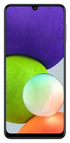 Смартфон Samsung Galaxy A22 128GB SM-A225FLGGSER mint