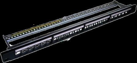 Lanmaster LAN-PPLC24OK-STP