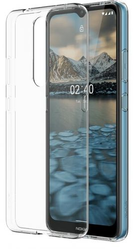 Фото - Чехол Nokia 8P00000101 для Nokia 2.4 Clear Case чехол nokia 3 4 clear case transparent