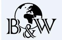 B&W (Black&White) SO-013