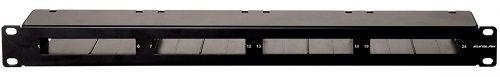 Патчпанель Eurolan 27C-00-24BL кассетная 19