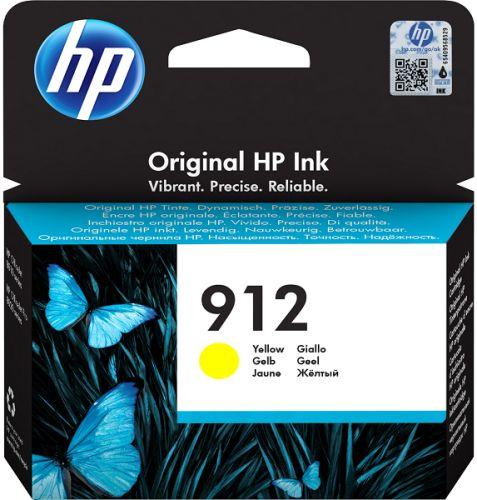 Фото - Картридж HP 912 3YL79AE желтый (315стр.) для HP DJ IA OfficeJet 801x/802x картридж hp cz102ae 650 цветной dj ia 2615 200стр