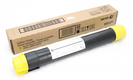 Тонер-картридж Xerox 006R01704 желтый (15K) AltaLink C8030/35/45/55/70