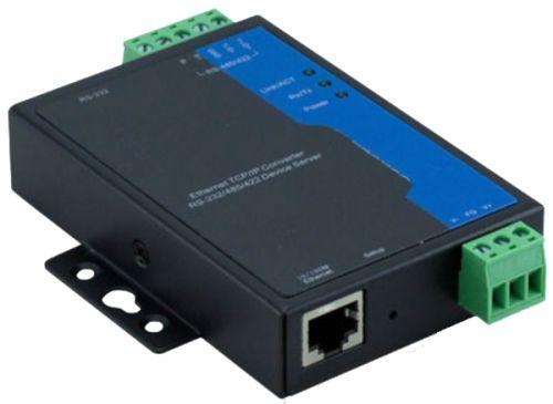 Преобразователь GIGALINK GL-MC-UTPRS2-232 интерфейсов 2хRS232 — Ethernet (10/100M)