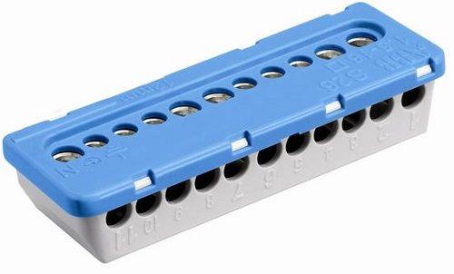 Клеммник ABB 1SPE007715F0732 Mistral65 винтовой N 5x16- 6х6 мм NK/S11