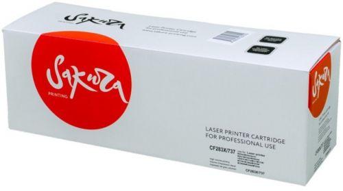 Картридж Sakura SACF283X/737 для HP laserJet ProM202dw//M225dn/dw/rdn/ M202n/ M201dw/n/M226dn/dw; 2200 к.