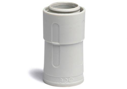 Переходник DKC 55250 армированная труба - жесткая труба, IP67, д.50мм