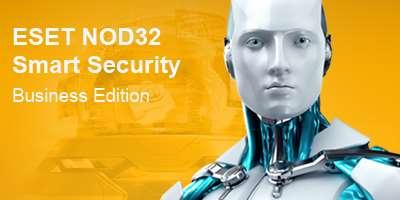 Eset NOD32 Smart Security Business Edition for 45 user продление 1 год